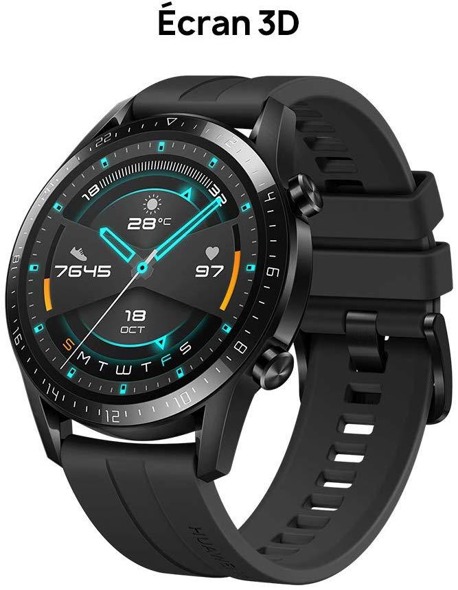 Huawei Watch GT 2 Montre Connectée