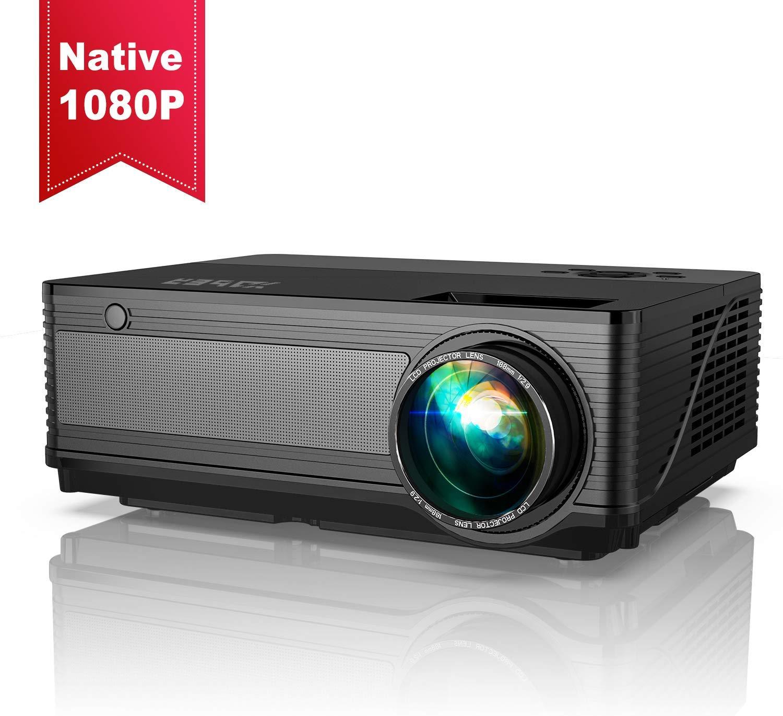 YABER 6000 Lumens Video Projecteur Full HD 1080P