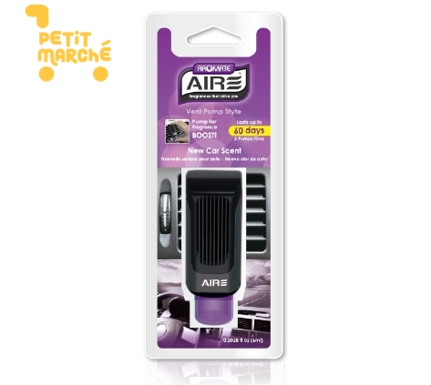 Pompe de ventilation de parfum AIRE