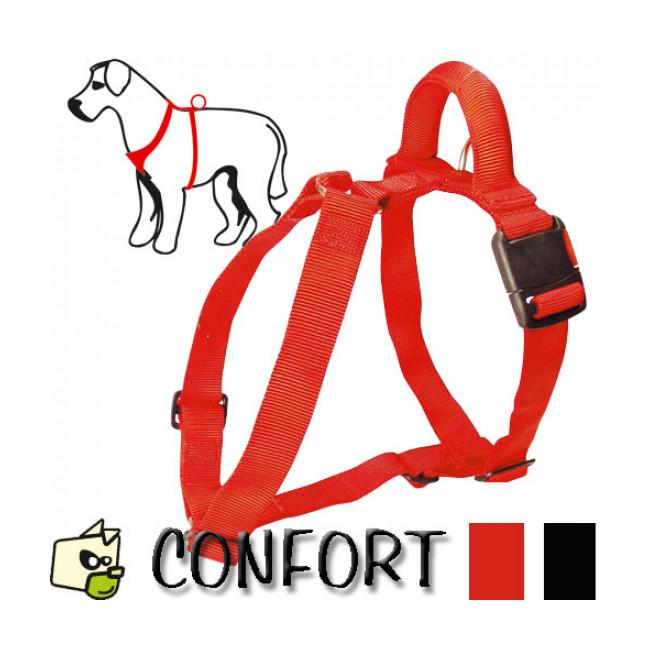 Harnais de travail confort pour chien