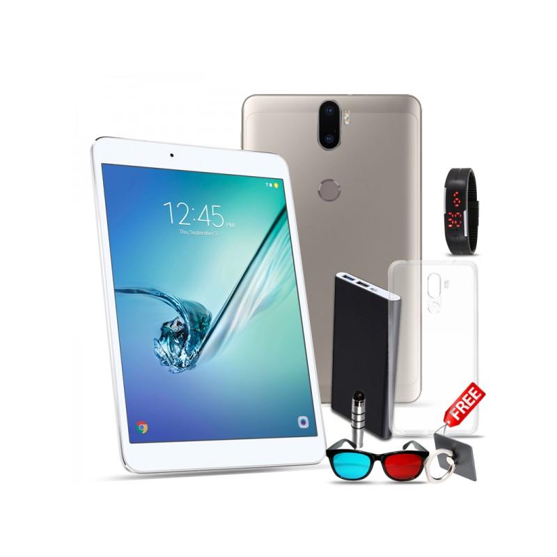 Tablette C Idea Tab ,  4G LTE, Écran7'' Stockage 16GB